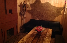 Русская баня на березовых дровах, очень низкая цена
