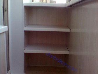 Просмотреть изображение Производство мебели на заказ Остекление балконов пермь, Цены низкие, Рассрочка 0%, 33144675 в Перми