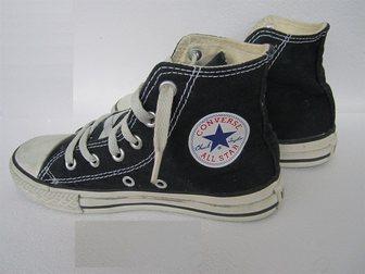 Новое фотографию Детская обувь Кеды фирмы Converse - All star, Оригинальные 33624468 в Перми