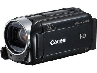 Скачать бесплатно foto Видеокамеры Видеокамера Canon legria HFR406 34460252 в Перми