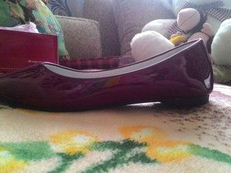 Скачать фотографию Детская обувь Туфли (балетки) р-р 38 34805201 в Перми