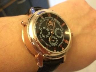 Новое фото  Часы patek philippe SKY moon tourbillon 38985345 в Перми