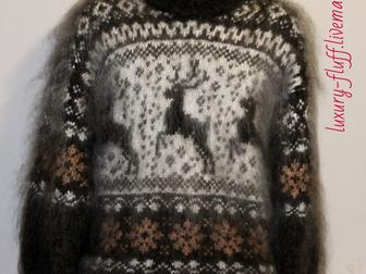 Скачать бесплатно фото Женская одежда Изделия из козьего пуха, Теплые вязаные вещи, 39671792 в Перми