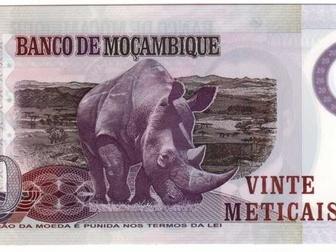 Увидеть фото Коллекционирование Банкнота Мозамбик - 20 метикалов 2011 года Полимерная 51463146 в Перми