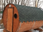 Свежее фотографию Рыбалка Баня бочка собственного производства, Без посредников 38751599 в Петропавловске-Камчатском