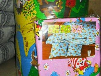Смотреть фотографию Другие предметы интерьера Матрасы, подушки, одеяла детские, 35330804 в Петрозаводске
