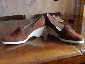 Новое фотографию Женская обувь Туфли р36 импортные (Венгрия, Голландия) новые,кожаные 36647735 в Петрозаводске