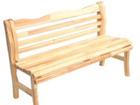 Фотография в Мебель и интерьер Мебель для дачи и сада Материал - массив сосны. Изделия выполняются в Питере 5200