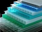 Уникальное изображение Строительные материалы Сотовый поликарбонат 8 мм прозрачный 34985898 в Пятигорске