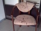 Изображение в Мебель и интерьер Столы, кресла, стулья Стул: массив - Бук, с мягким сидением и спинкой, в Пятигорске 2950