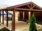 Увидеть фотографию Строительство домов Навесы во дворе 38896073 в Пятигорске