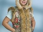 Уникальное фото Женская одежда Куртки,жилеты Матрешка 39287212 в Пятигорске