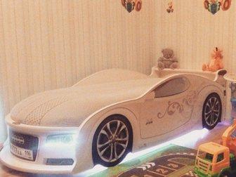 Уникальное фото  Шикарная Кроватка Автомобиль в Пятигорске 34487248 в Пятигорске