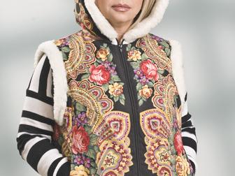 Свежее фотографию Женская одежда Куртки,жилеты Матрешка 39287212 в Пятигорске