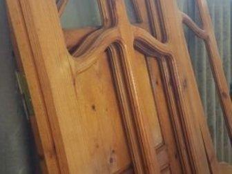 Деревянные межкомнатные двери,  4 шт,  Цена 3 000р за все, в Пятигорске