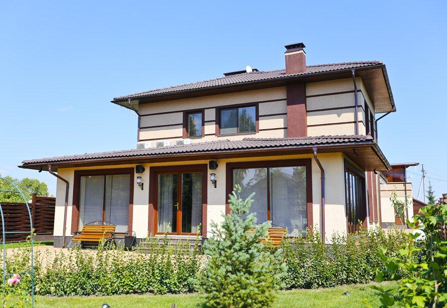 Готовые проекты домов и коттеджей - Купить готовый типовой