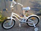 Foto в   продам велосипед для девочки 1500р  белы в Подольске 0