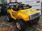 Скачать бесплатно изображение  Продаем детский электромобиль хаммер е444кх 33455212 в Подольске