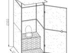 Скачать изображение Строительные материалы Туалет дачный Подольск 38308729 в Подольске