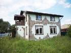 Продается двухэтажный дом 140 кв.м. из пеноблоков под отделк