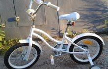 продам детский велосипед для девочки 4-7 лет