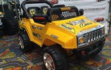 Продаем детский электромобиль хаммер е444кх