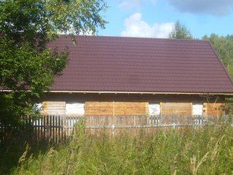 Увидеть фото Дома Дом 130 м, в лесу, Роговское с, п,  Калужское, Варшавское ш 33302986 в Moscow
