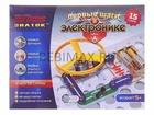 Увидеть foto Детские игрушки Электронный конструктор Первые шаги к электронике, Набор А 15 схем 33183480 в Полысаево