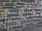 Фотография в Строительство и ремонт Строительные материалы Сетка рабица оцинкованная от производителя в Пскове 420