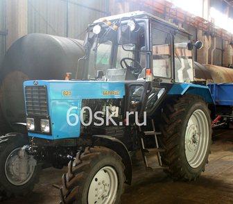 Фото в Сельхозтехника Трактор Особенности модели: передний ведущий мост в Пскове 970450