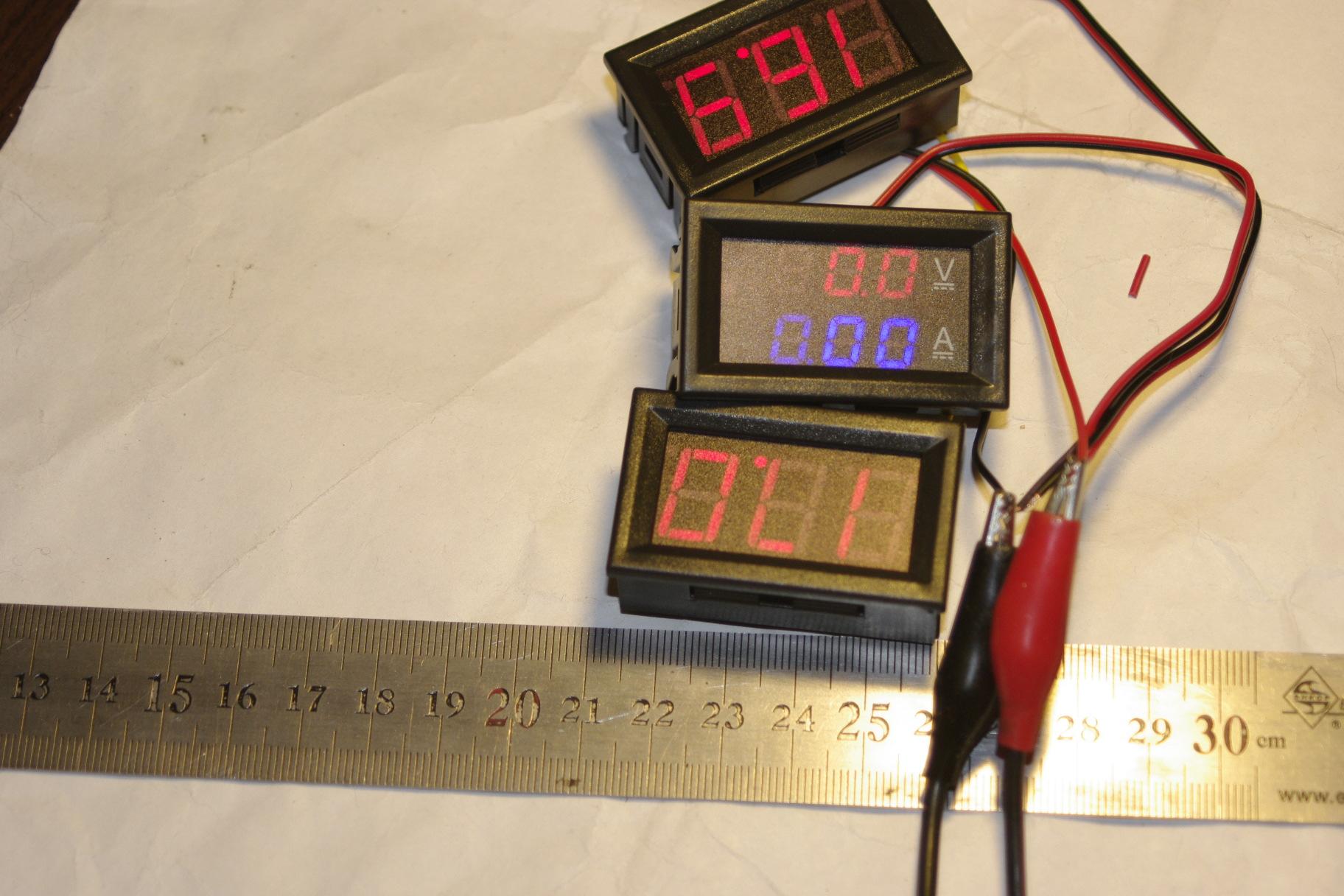 Амперметр постоянного тока своими руками