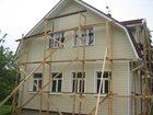 Скачать изображение Строительство домов Фасадные работы(сайдинг, цоколь, карнизы, утеплен) 32894627 в Пушкино
