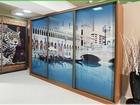 Свежее фото  кухня шкаф на заказ Москва область столешницы камень 38782055 в Пушкино