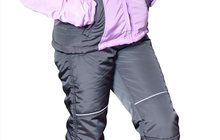 Женский костюм зимний прогулочный