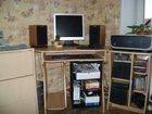 Фото в Мебель и интерьер Столы, кресла, стулья Срочно, в связи с переездом, продается компьютерный в Пыть-Яхе 3000