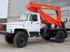 Новое изображение  Автовышка (ГАЗ 33081),высота подъема 16м 33046959 в Раменском