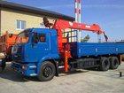 Скачать фотографию Спецтехника Аренда Кран-Манипуляторов 10 тонн в Раменское 33957747 в Раменском
