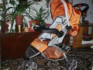Прогулочная коляска GeobyC922 Продам коляску прогулочную GeobyC922. Цвет серый с