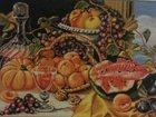 Фотография в Хобби и увлечения Разное Вышитая картина «Золотая осень», размер готовой в Рязани 15000