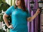 Скачать фотографию  Женская одежда от производителя большие размеры, Весь товар в наличии 33237401 в Рязани