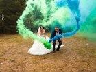 Уникальное фото Организация праздников Цветной дым для свадеб и фотосессий 37356661 в Рязани