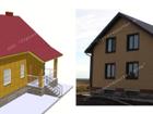 Изображение в Недвижимость Продажа домов Разрабатываем индивидуальные проекты малоэтажных в Рязани 0