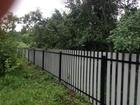 Уникальное фотографию  заборы, металлоконструкции 38587407 в Рязани