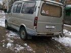 ГАЗ Соболь 2217 2.3МТ, 2004, 180000км