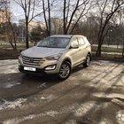 Hyundai Santa Fe 2.2AT, 2013, 80000км