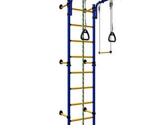 Скачать бесплатно изображение  детский спортивный комплекс для дома 33075056 в Рязани