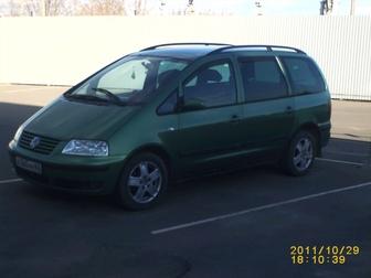 Минивэн Volkswagen в Рязани фото