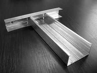 Скачать бесплатно фотографию Строительные материалы Профиля для гипсокартона,доставка 68423491 в Рязани