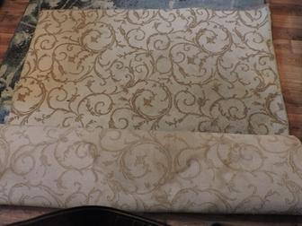 Скачать бесплатно фото Ковры, ковровые покрытия Палас 1,5 х 5 м б/у в хорошем состоянии 69081943 в Рязани