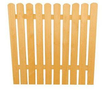 Изображение в Строительство и ремонт Строительные материалы Забор из лиственницы  Компания производитель, в Рязани 0